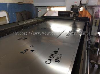 Laser Cutting (Laser Cut Service) Stainless Steel Custom Made Laser Cutting