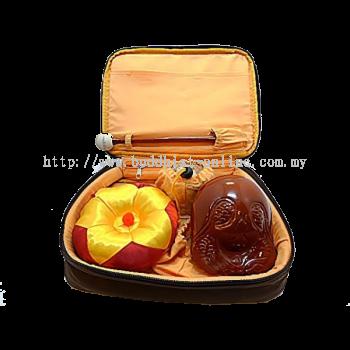 修行隨身包(不含木魚,棉墊,盤香)(I0487)