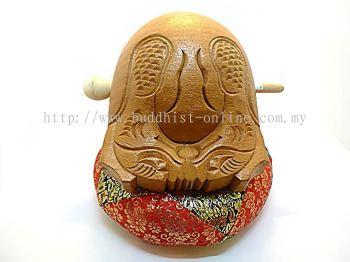 3吋 . 桂蘭木魚(不含棉墊)(I0294)