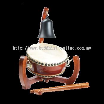 桌上型鐘鼓架6寸(I1077)