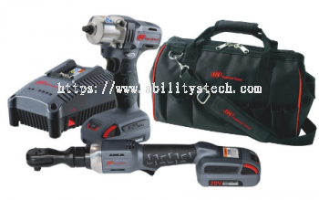 20v Ratchet Wrench and 20v Mid-Torque Impactool™ Combo Kit