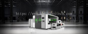 LF3015GR Whole Cover Dual Use Laser Cutting Machine
