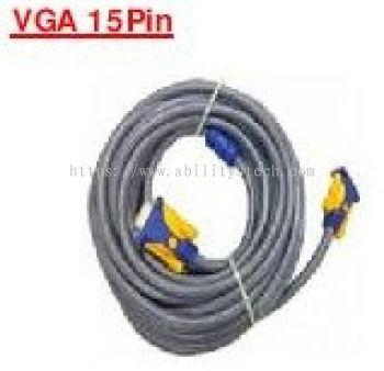 VGA Cable 3+6 (10M)