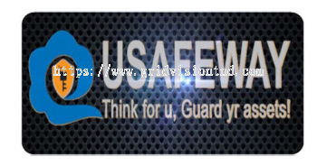 USAFEWAY Smrt Lock System - Click to view details