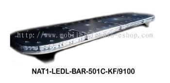 SLIM LIGHT BAR FOR AMBULANCE LEDL-BAR-501C-KF/9100