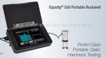 Proceq Equotip 550 Portable Rockwell
