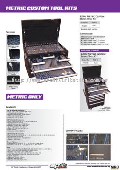 Custom Series Tool Kits