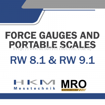 Portable Wheel Load Scale RW8.1 & RW 9.1