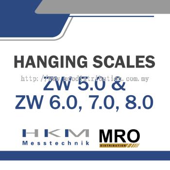 Hanging Scale ZW 5.0 & ZW 6.0, 7.0, 8.0