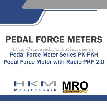 Pedal Force Meters