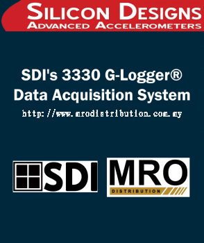 SDI's 3330 G-Logger® Data Acquisition System
