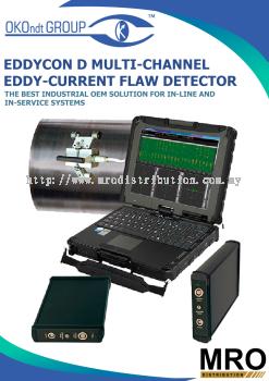 EDDYCON D Multi-Channel Eddy Current Flaw Detector