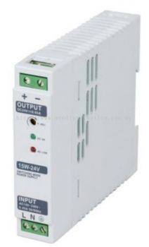 Din Rail Power Supply, 30W, 24V Output