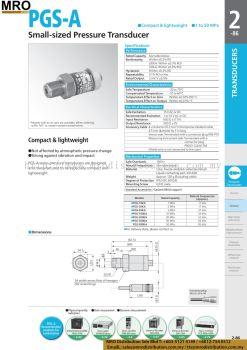 Pressure Transducer PG-H