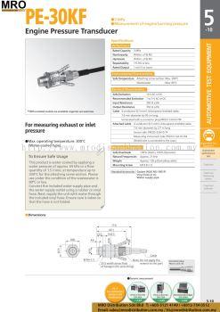 Engine Pressure Transducer PE-30KF