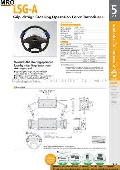 Grip-design Steering Operation Force Transducer LSG-A