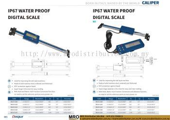 IP67 Water Proof Digital Scale