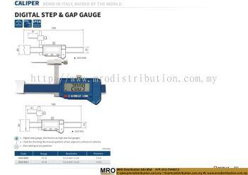 Digital Step & Gap Gauge