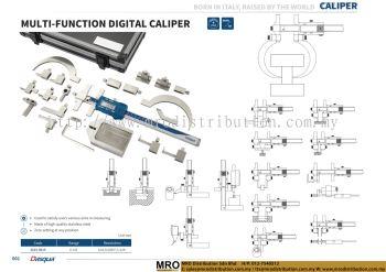 Multi-Function Digital Caliper