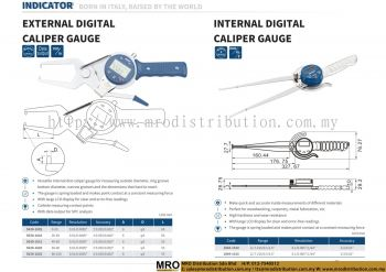 External Digital Caliper Gauge & Internal Digital Caliper Gauge