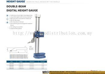 Double-Beam Digital Height Gauge