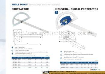 Protractor & Industrial Digital Protractor