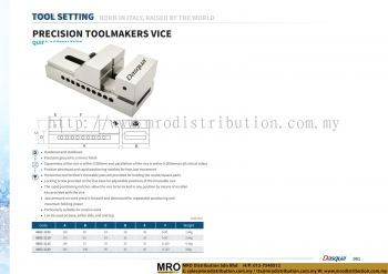 Precision Toolmakers Vice