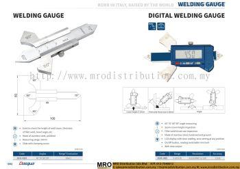 Welding Gauge & Digital Welding Gauge