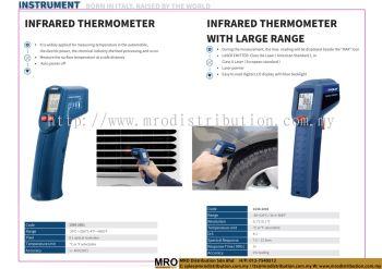 Infrared Thermometer & Infrared Thermometer With Large Range