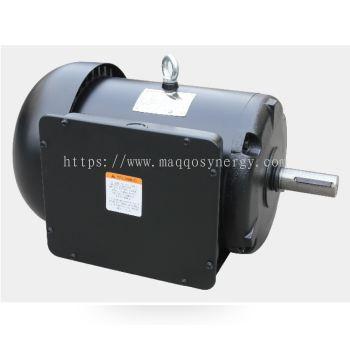 Heavy Duty TEFC Single-Phase Air-Compressor Motor