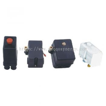 Pressure Switch with UL & CS Approval