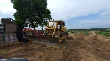 600 Units Single Story at Keratong, Bandar Tun Razak, Pahang