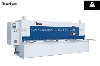 HGS(K) Series: CNC Guillotine Shearing Machine