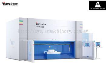 HLTD Series Fiber Laser Cutting Machine