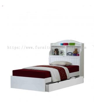 LW STORAGE SUPER SINGLE BED