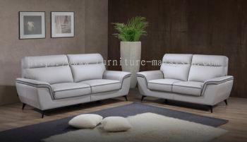 3092 Bessie H-Leather (3+2) Sofa Set