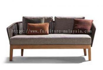 DH -X1008 - Outdoor Sofa  Triple Seater