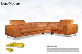 EM 8380CR Cowhide Leather