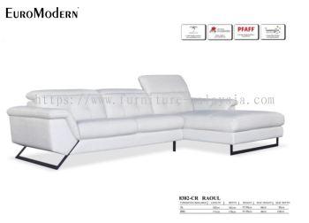 8382 - Lshape Cowhide