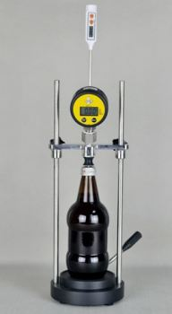 CO2 Easy-D with Digital Pressure Indicator & Digital Thermometer