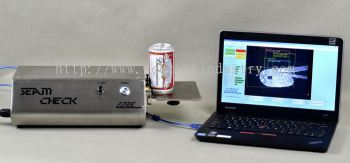 SeamCheck - Automatic Double Seam Projector