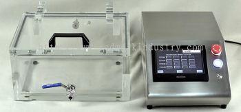 VLT-PLC Vacuum Leak Tester (PLC Model)