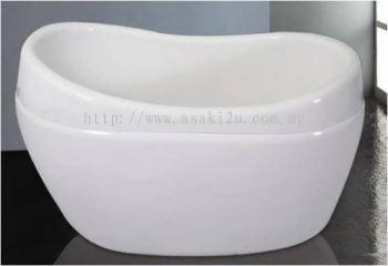 48'' Bath tub