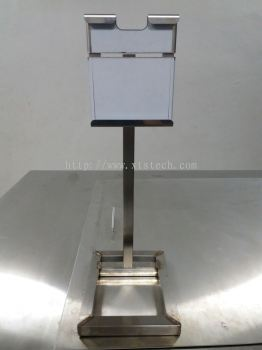 SUS Cleanroom Table Tablet Stand