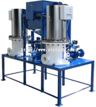 Auto Magnetic coolant Filtration System