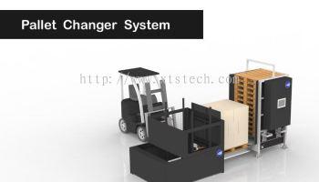 Pallet Exchanger System / Pallet Change System