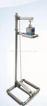 Hand Sanitiser Dispenser Without Touching By Karakuri System