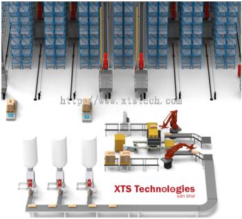 Warehouse Distribution System Malaysia