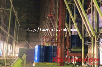 Oil Anti-Explosion ASRS