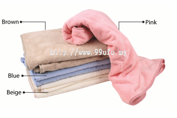 Velvet Bath Towel (TB4490)